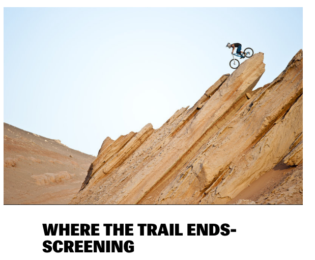 where the trail ends screening India