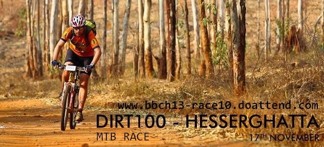 BBCH Dirt 100 MTB Race