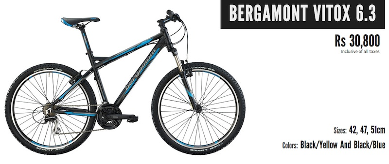 Bergamont vitox 6.3 bike review