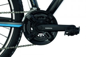 bergamont 6.3 crank | BumsOntheSaddle India