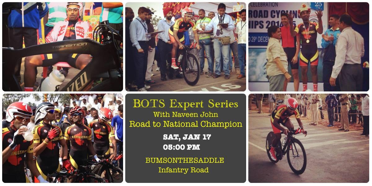BOTS EXPERT SERIES - Naveen John
