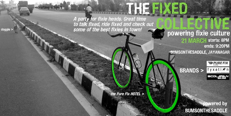 fixed collective - the fixed gear party