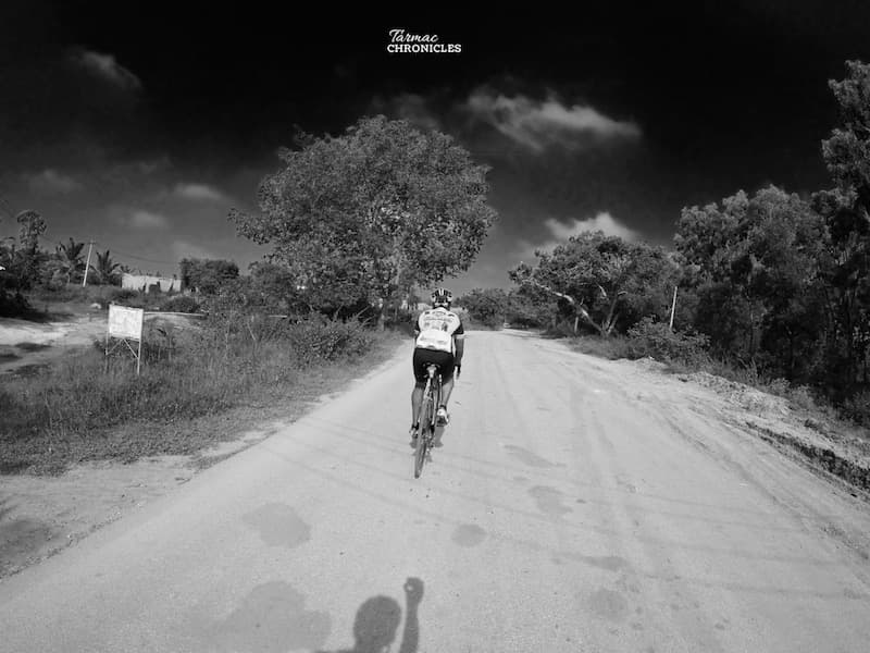 Tarmac Chronicles3 - ride to Chikka Tiupathi