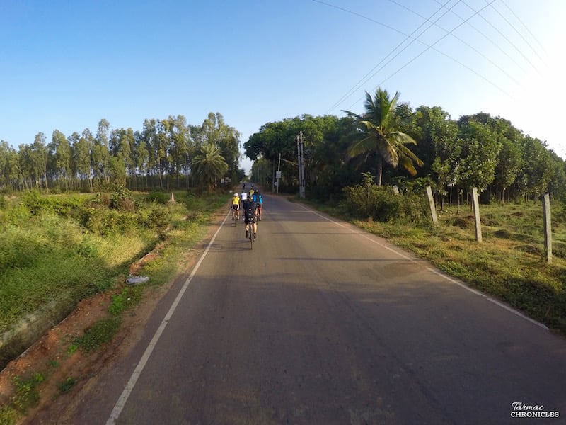 Tarmac Chronicles - awesome road rides in Bangalore