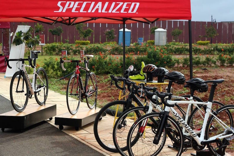 Specialized Allez Sprint demo day