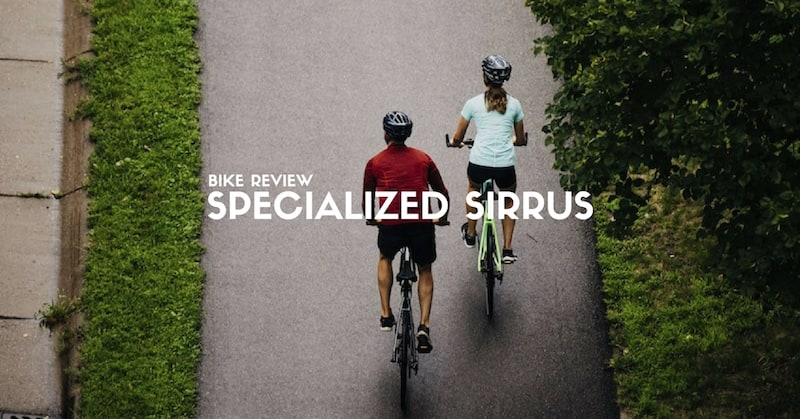 Product Review Specialized Sirrus Bumsonthesaddle