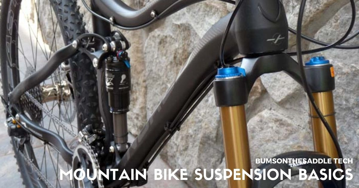 201901 - MOUNTAIN BIKE SUSPENSION BASICS