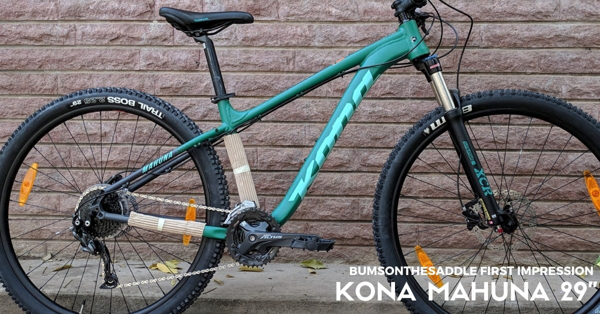 "KONA MAHUNA 29"" FIRST IMPRESSION"