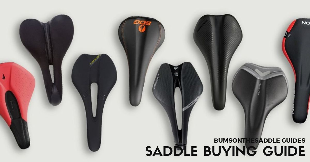 Bicycle Saddle Buying Guide | BUMSONTHESADDLE optimised