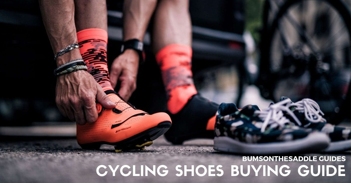 BUMSONTHESADDLE GUIDES - BUYERS GUIDE TO CYCLING SHOES